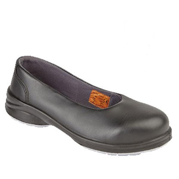 Picture of Ladies Ballet Pump Shoe S1-P SRC