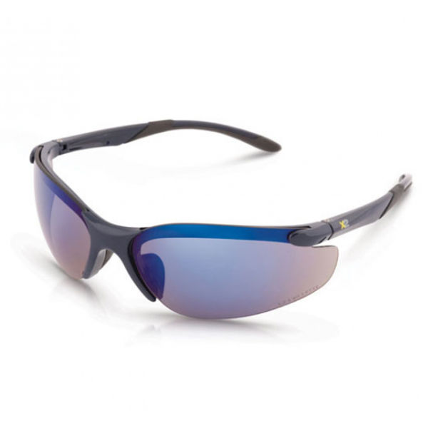 Picture of 4285 X2 Xcess blue lens safety specs
