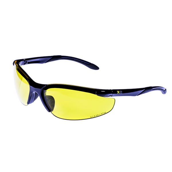 Picture of 4284 X2 Xcess yellow lens safety specs