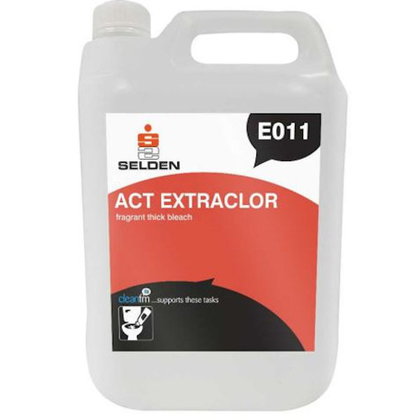 Picture of Extraclor Thick Bleach 750ml