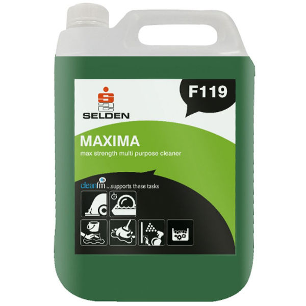 Picture of Maxima Ultimate HD industrial cleaner 5 litre