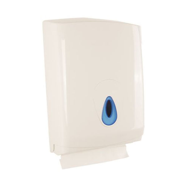 Picture of C-Fold Dispencer white plastic