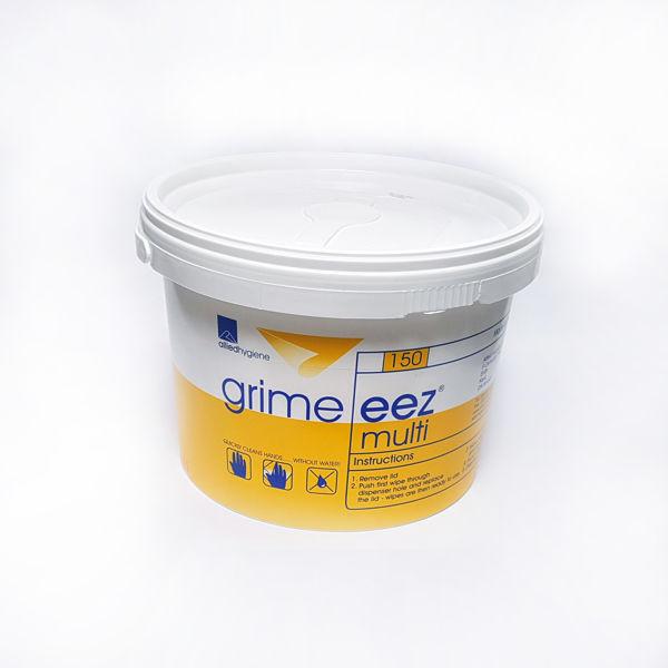 Picture of Grime-eez HD Abrasive Wipes x150(Discontinued)