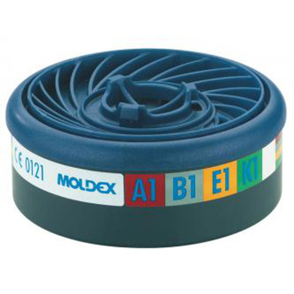Picture of ABEK1 Easylock Gas Catridge (pair)